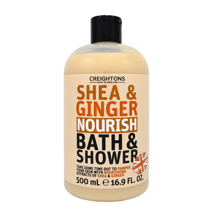 Shea & Ginger Nourish Bath & Shower