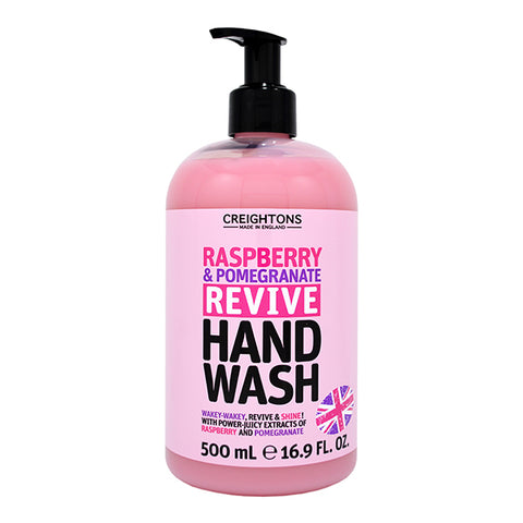 Raspberry & Pomegranate Revive Hand Wash 500ml