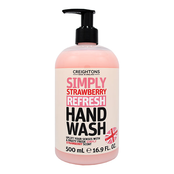 Creightons Simply Strawberry Refresh Hand Wash 500ml