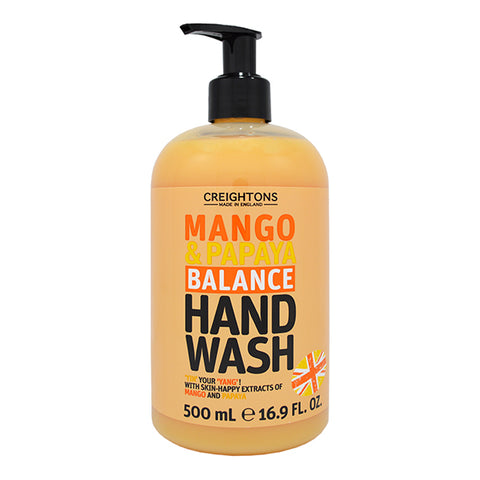 Creightons Mango & Papaya Balance Hand Wash 500ml