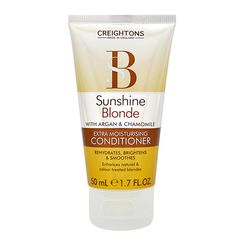 Sunshine Blonde Extra Moisturising Conditioner Travel Mini 50ml