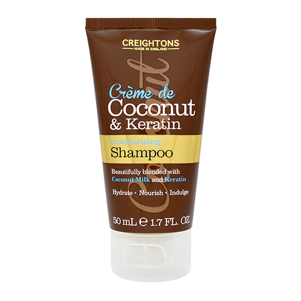Crème de Coconut & Keratin Shampoo Travel Mini 50ml