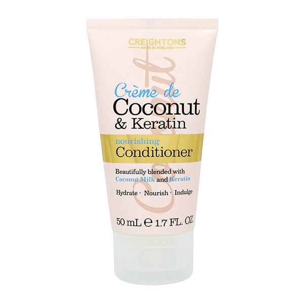 Crème de Coconut & Keratin Conditioner Travel Mini