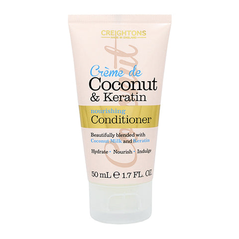 Creightons Crème de Coconut & Keratin Conditioner Travel Mini 50ml