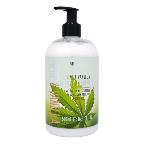 Creightons Hemp & Vanilla Body Lotion 500ml