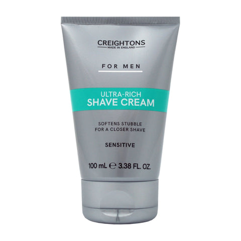 Creightons For Men Ultra-Rich Shave Cream 100ml