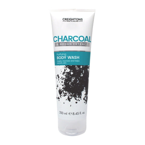 Creightons Charcoal & Argan Extract Purifying Body Wash 250ml