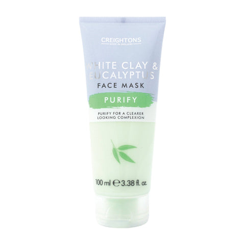Creightons White Clay & Eucalyptus Purify Face Mask 100ml