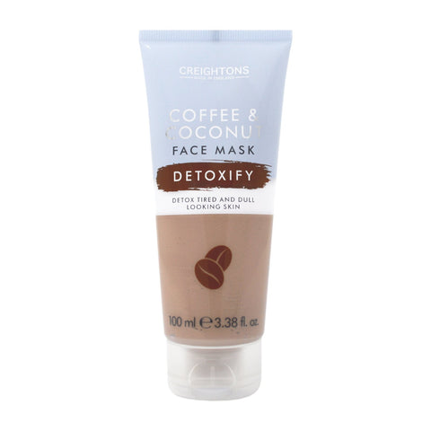 Creightons Coffee & Coconut Detoxify Face Mask 100ml