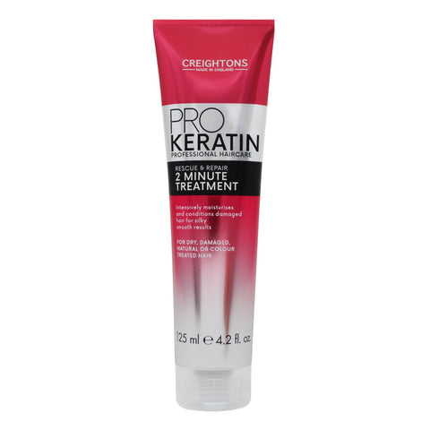 Creightons Pro Keratin Rescue & Repair 2 Minute Treatment 125ml