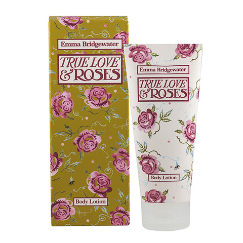 Emma Bridgewater True Love & Roses Body Lotion