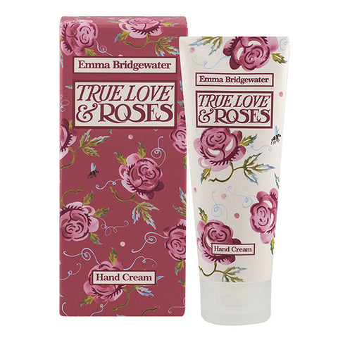 Emma Bridgewater True Love & Roses Hand Cream 75ml