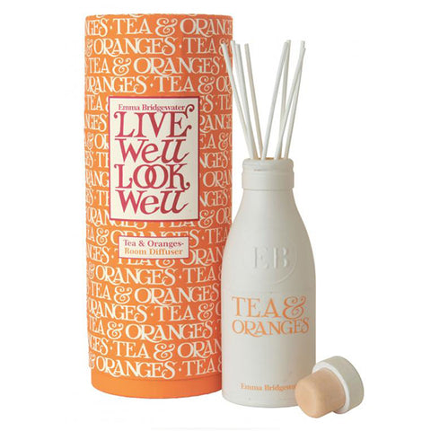 Emma Bridgewater Tea & Orange Room Diffuser