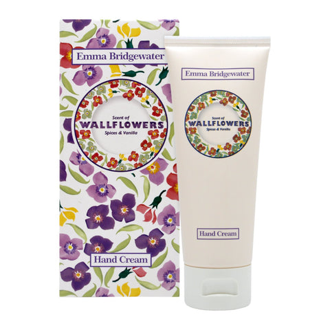 Emma Bridgewater Wallflowers Hand Cream 75ml