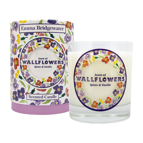 Emma Bridgewater Wallflowers Scented Candle 200g