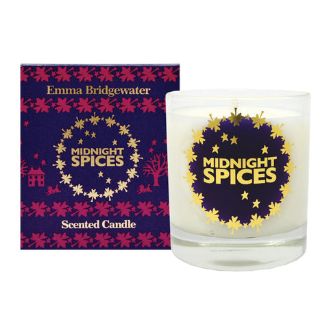 Emma Bridgewater Midnight Spices Scented Candle 200g