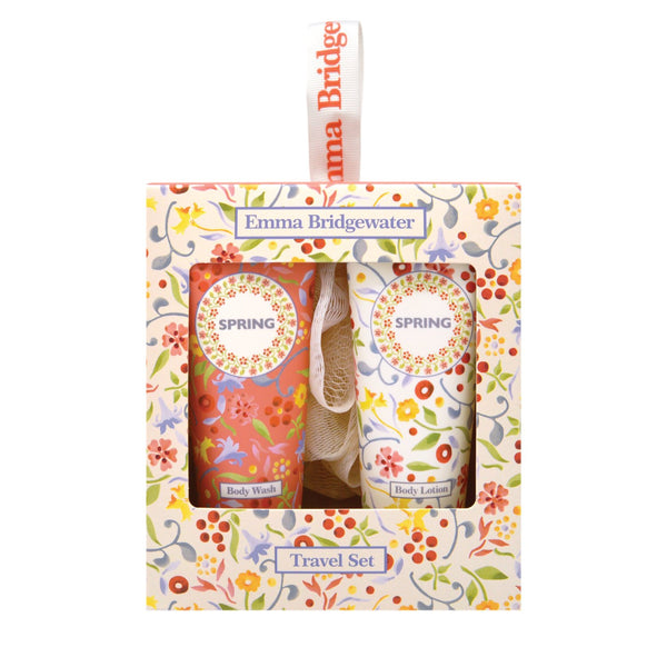 Emma Bridgewater Spring Travel Set 2 x 75ml