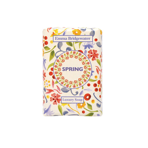 Emma Bridgewater Spring Luxury Soap 150g