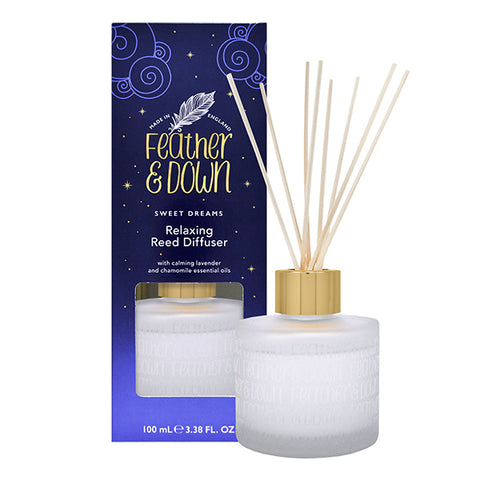 Feather & Down Sweet Dreams Relaxing Reed Diffuser 100ml