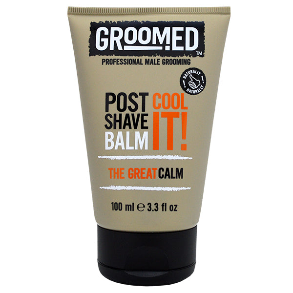 Groomed Post Shave Balm Cool It!
