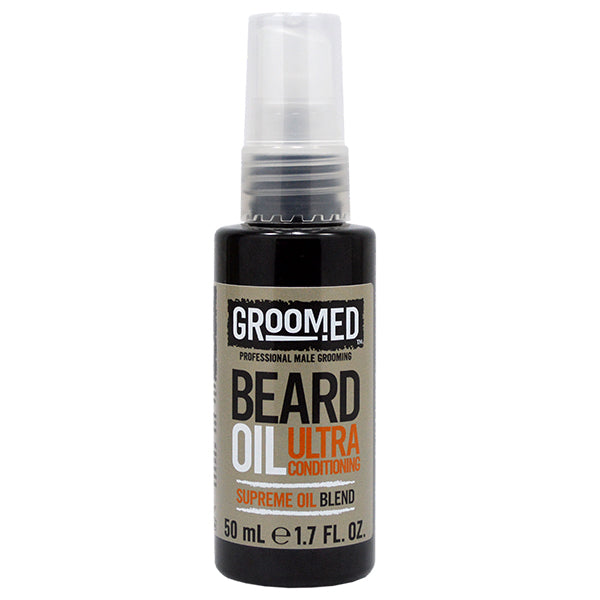 Groomed Ultra Conditioning Beard Oil 50ml