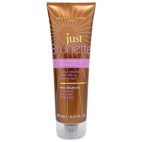 Just Brunette Extra Moisturising Shampoo 250ml