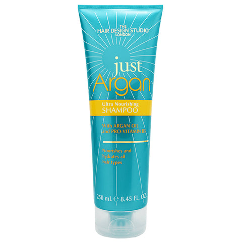 Just Argan Ultra Nourishing Shampoo 250ml
