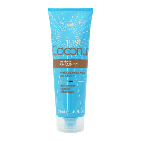 Just Coconut Indulgent Shampoo 250ml
