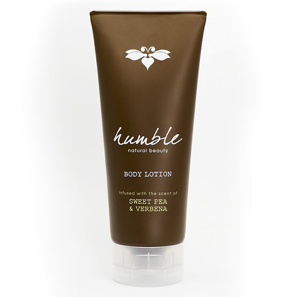Humble Natural Beauty Sweet Pea & Verbena Body Lotion 200ml