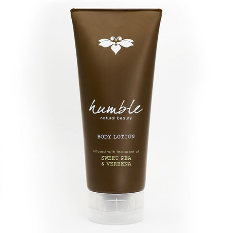 Humble Sweet Pea & Verbena Body Lotion 200ml