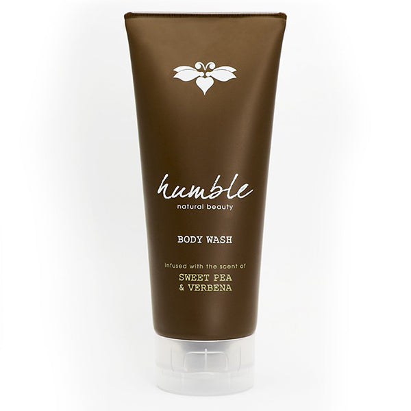 Humble Natural Beauty Sweet Pea & Verbena Body Wash 200ml