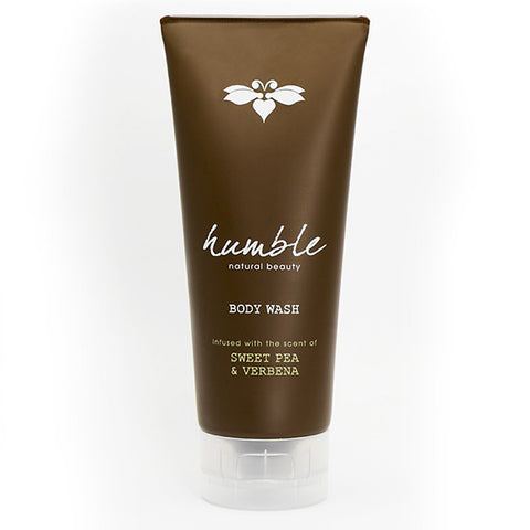 Humble Sweet Pea & Verbena Body Wash 200ml