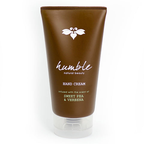 Humble Natural Beauty Sweet Pea & Verbena Hand Cream 75ml