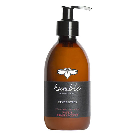 Humble Rose & Frankincense Hand Lotion 285ml