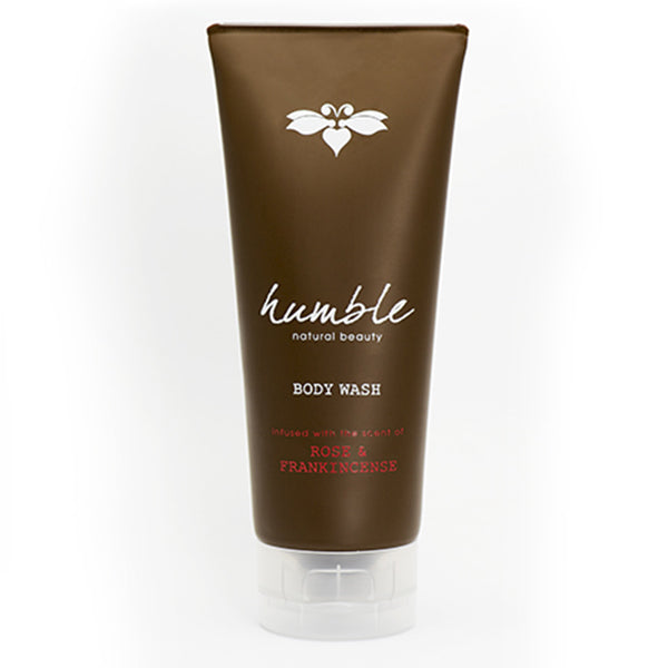 Humble Natural Beauty Rose & Frankincense Body Wash 200ml