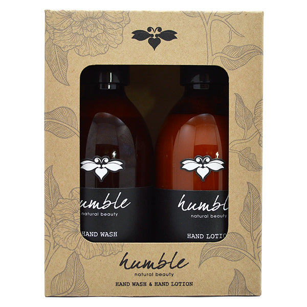 Humble Natural Beauty Hand Wash & Hand Lotion Set