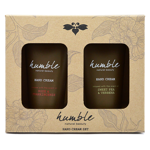 Humble Natural Beauty Hand Cream Set