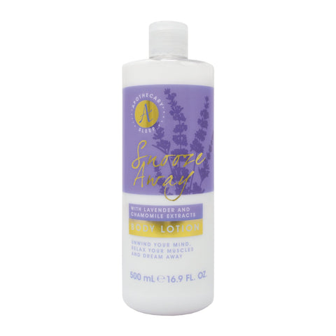 Apothecary Sleep Snooze Away Body Lotion 500ml