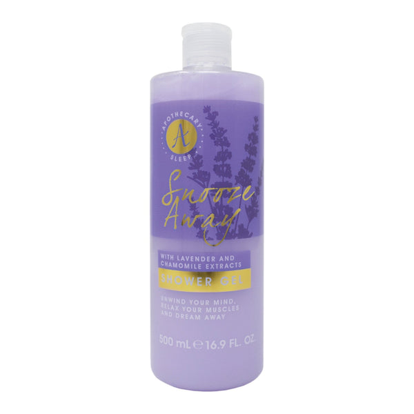 Apothecary Sleep Snooze Away Shower Gel 500ml
