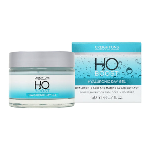 Creightons H2O Boost Hyaluronic Day Gel 50ml