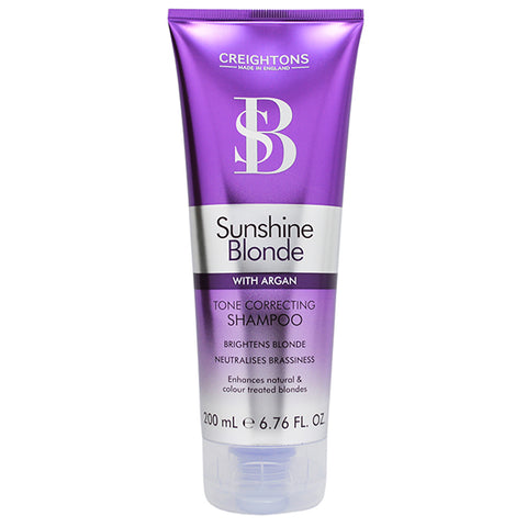 Sunshine Blonde Tone Correcting Shampoo 200ml