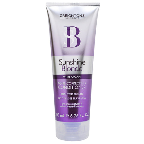Sunshine Blonde Tone Correcting Conditioner 200ml