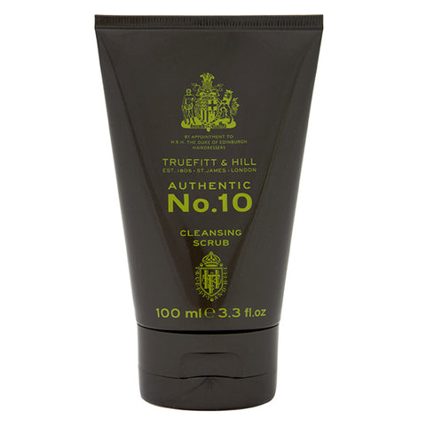 Truefitt & Hill Authentic No. 10 Cleansing Scrub 100ml