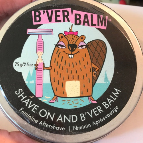 Beaver Balm by Walton Woods Farm