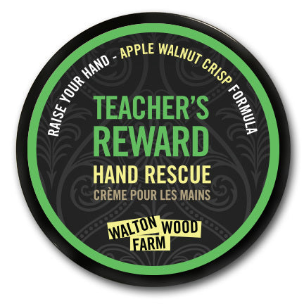 Teacher's Reward Hand Rescue