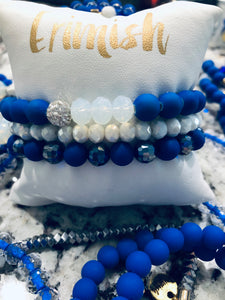 The Dougie Bracelet Stack by Erimish