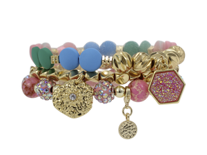 Erimish Imagination Bracelet Stack