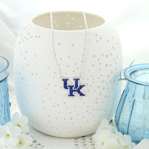 UK Game Day Rhinestone Necklace