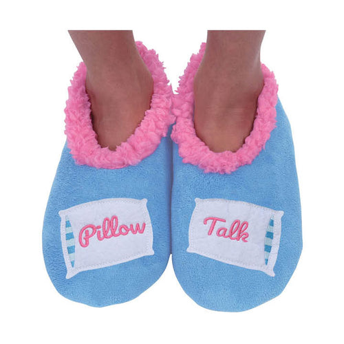 Pillow Talk Snoozies Slippers