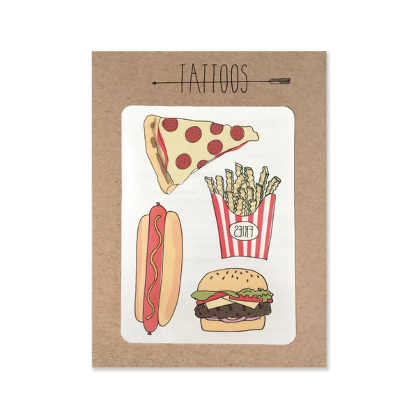 Hartland Brooklyn Tattoos -  Pizza